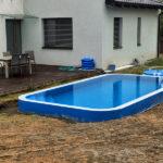 Realizace bazénů
